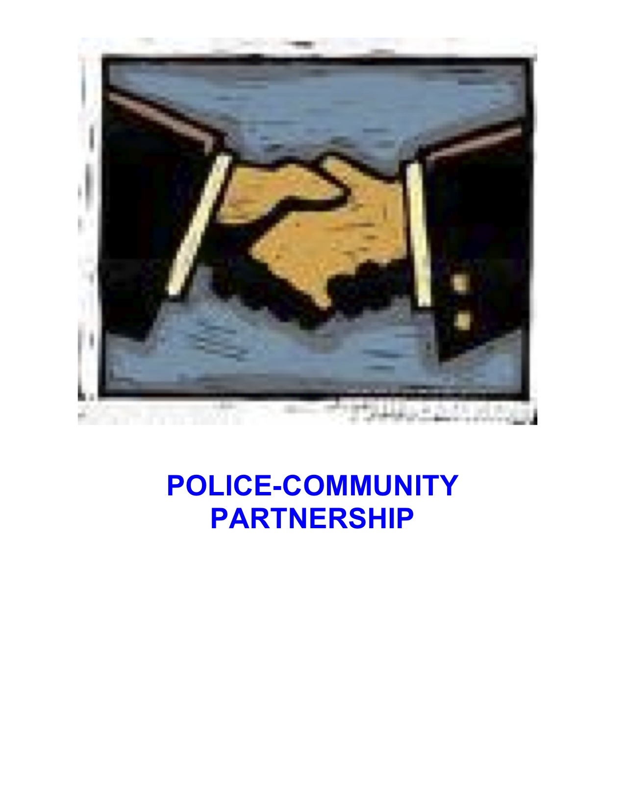 109TH PRECINCT COMMUNITY COUNCIL