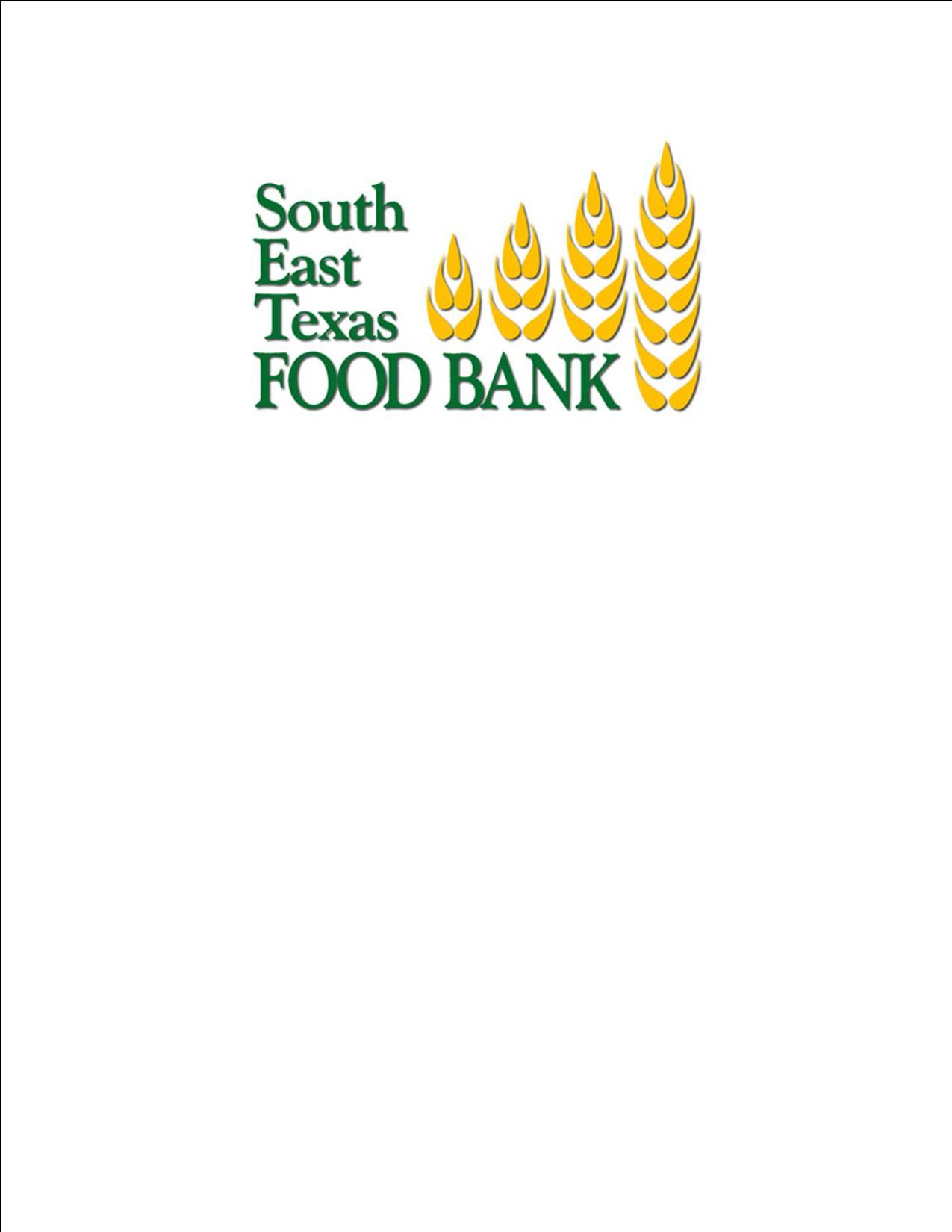 Southeast Texas Food Bank Guidestar Profile