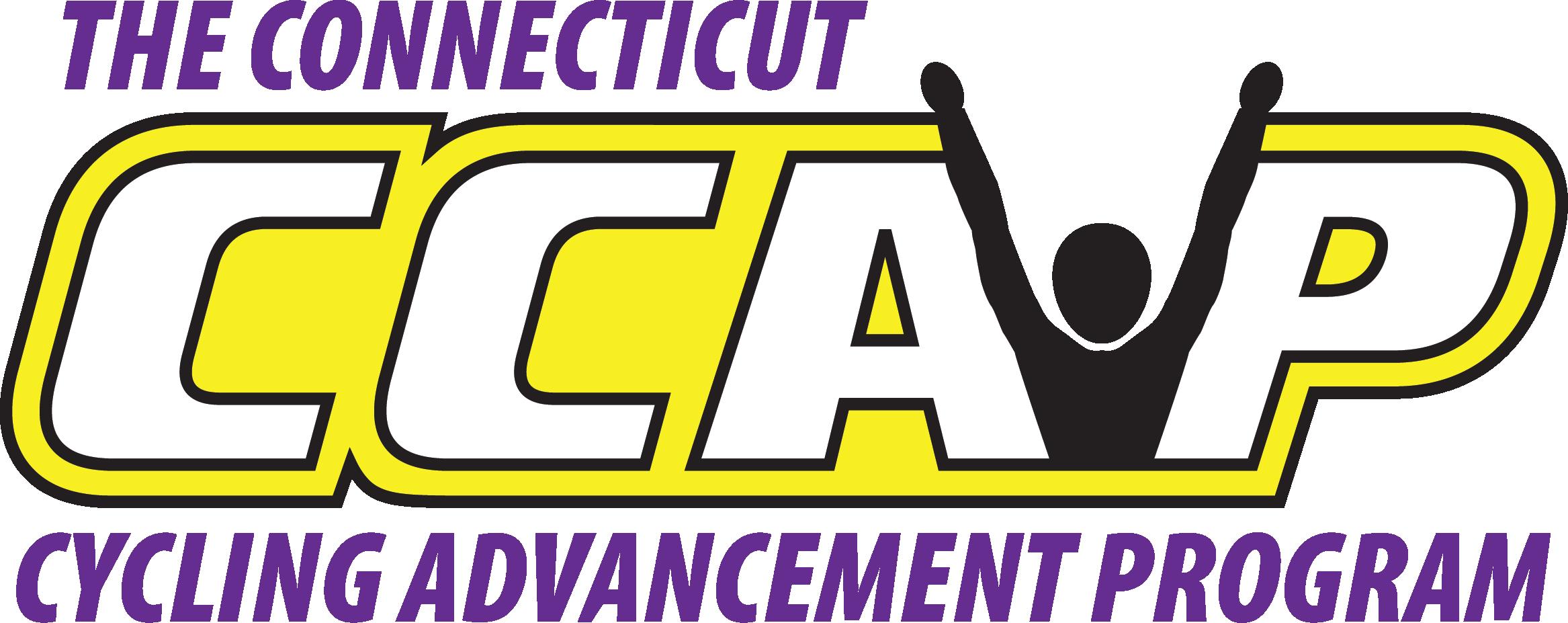 The CT Cycling Advancement Program Logo