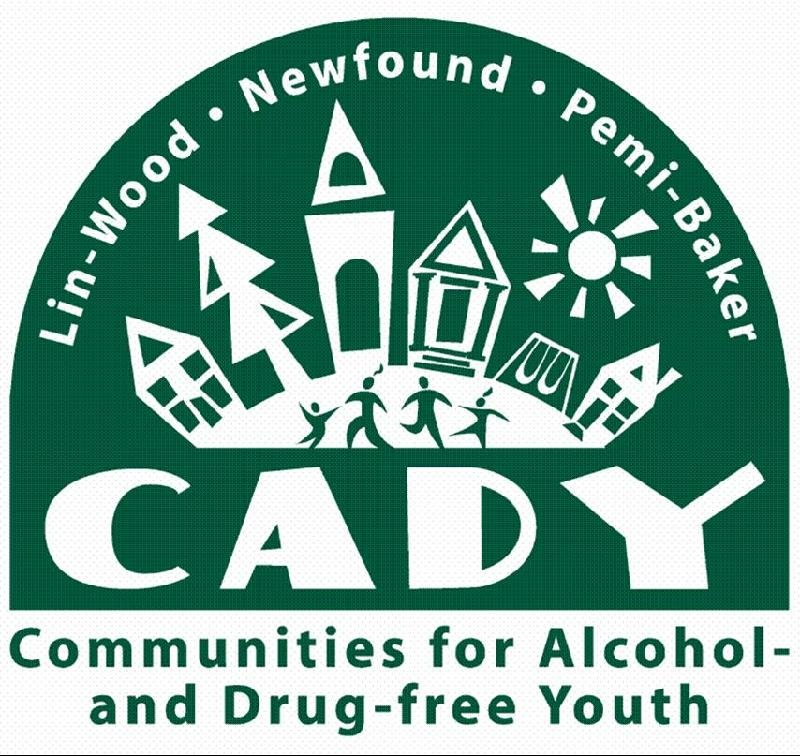 CADY INC COMMUNITIES FOR ALCOHOL & DRUG FREE YOUTH